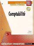 Image de Ressources : Comptabilité, 1ère et terminale Bac Pro Secrétariat