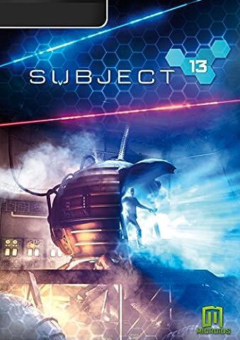 Subject 13 [PC/Mac Code - Steam]