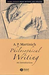 Philosophical Writing 3e: An Introduction