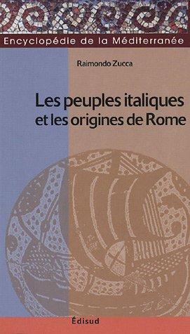 Les peuples italiques et les origines de Rome Pdf - ePub - Audiolivre Telecharger