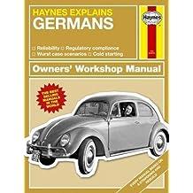Germans (Haynes Manuals)