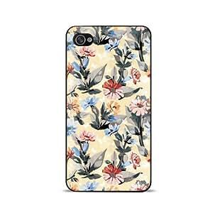 Coque iPhone 4/4s - Marguerite