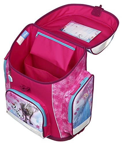 Scooli Schulranzen Set Campus Plus Disney Frozen, 5 teilig - 3