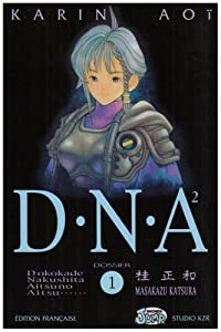 DNA² Edition simple Tome 1