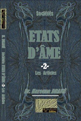 societes-etats-dame-2-les-articles-french-edition