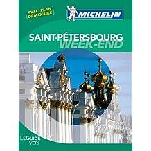Le Guide Vert Week-end Saint Pétersbourg Michelin
