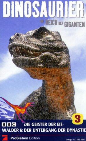 Dinosaurier - Im Reich der Giganten, Teil 3: Die Geister der Eiswälder & Der Untergang der Dynastie