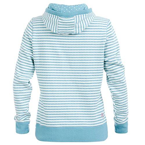 Urban Beach Dolly Veste à capuche bleu