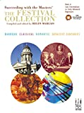FJH MUSIC COMPANY FESTIVAL COLLECTION BOOK.6 LATE INTER EARLY ADV REPERTOIRE + CD