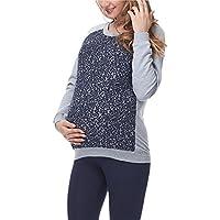 Be Mammy Sudadera Premamá de Embarazo Lactancia Ropa Deportiva BE20-156