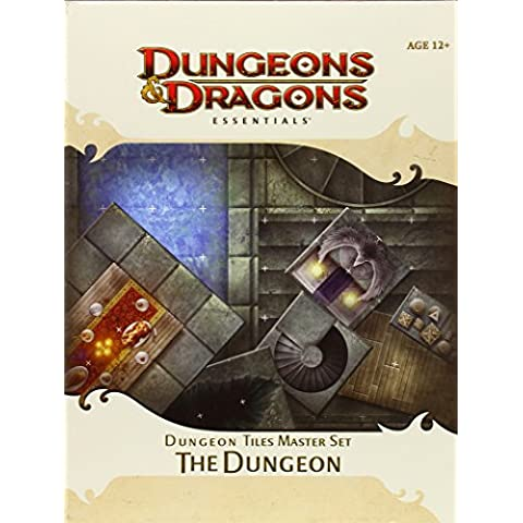 Dungeon Tiles Master Set: The Dungeon - Inglese Tile