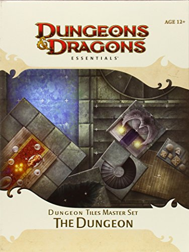 Dungeon Tiles Master Set - the Dungeon (