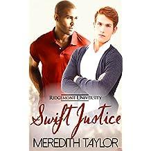Swift Justice (Ridgemont University Book 5) (English Edition)