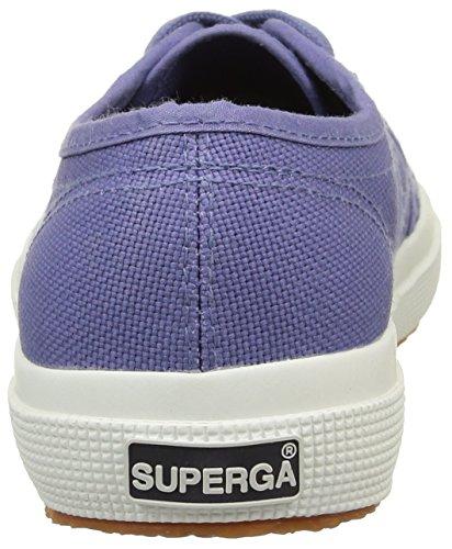 Superga 2750 Cotu Classic, Baskets Basses Mixte Adulte Bleu (X46 Blue Velvet)