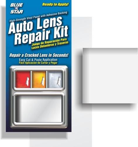 Preisvergleich Produktbild Klar Blau Star glatter Auto Objektiv Repair Kit