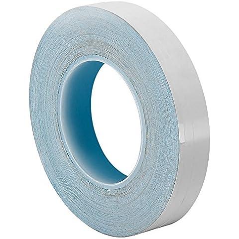 TapeCase 8810 3 m, colore: bianco di polimero acrilico adesivo conduttore-Nastro a trasferimento termico, 0,03 (Trasferimento Termico Materiale)