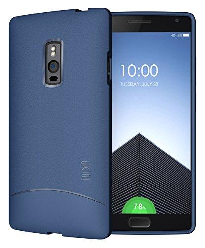 TUDIA ARCH TPU Schutzhülle OnePlus Two / OnePlus 2 Ultra Slim Hülle (Blau) (La-arch)