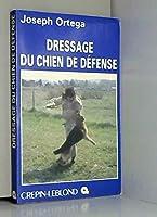 Dressage du chien de defense