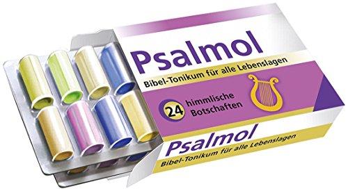 Psalmol - Bibel-Tonikum für alle Lebenslagen: 24 himmlische Botschaften