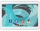 Brigmton btpc-1021qc3g 16 Go 3 g White tablette – Tablets (1.3 GHz, Spreadtrum SC7731G, Arm Cortex-A7, 1 Go, DDR3-SDRAM)