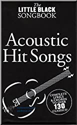Little Black Songbook - Acoustic Hits - Gitarre Akkorde