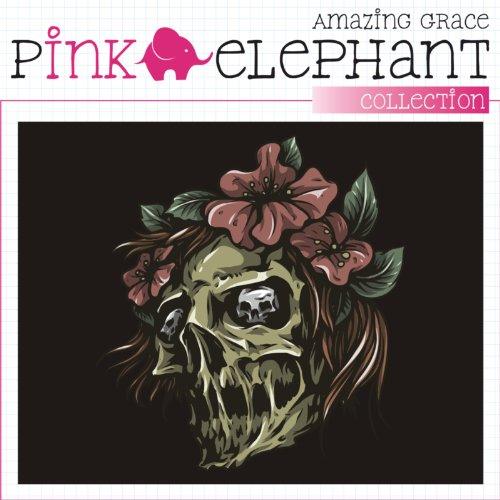 V-T-Shirt - Buddy Skull 34 - Totenkopf - Damen Schwarz