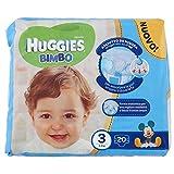 Huggies–Bimbo–Windeln Größe 3(4–9kg)–20Windeln