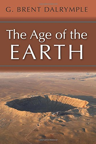 The Age of the Earth by G. Brent Dalrymple (1994-04-30)