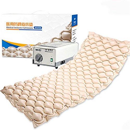 D&F-Ynflatable Matratze Luftbett Einzel Anti - Dekubitus Hemorrhoid Kissen Hämorrhoiden Behandlung Schmerzlinderung durch Everlasting Comfort