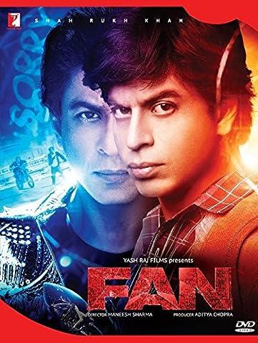 FAN    Special Edition    Shahrukh Khan    MIT Englisch, Spanisch, Französisch, Arabisch, niederländischen Untertiteln [DVD] (Bollywood Mit Shahrukh Khan)