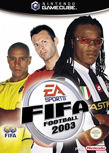 Electronic Arts FIFA Football 2003, GameCube - Juego (GameCube, Nintendo GameCube, Soporte físico,...