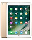Apple iPad 9.7in 2017 32GB Wi-Fi - Gold (Renewed)