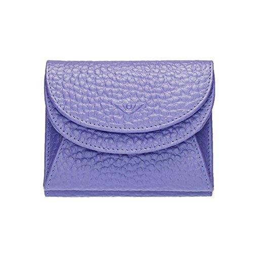 Voi Geldbörse Wienerschachtel krokus-violett (Engel Geldbörse)