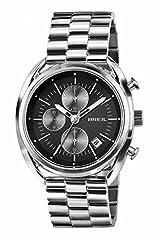 Idea Regalo - Breil Orologio Cronografo Quarzo Uomo con Cinturino in Acciaio Inox TW1514