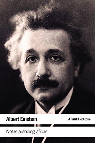 Notas autobiográficas (El Libro De Bolsillo - Ciencias) por Albert Einstein