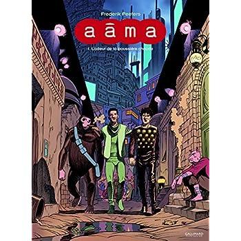 Aâma (Tome 1-L'odeur de la poussière chaude) - Prix Angoulême de la Meilleure série 2013