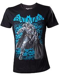 Batman T-Shirt -M- Arkham Knight, schwarz