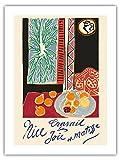 Nizza, Frankreich - Arbeit und Freude - Stillleben mit