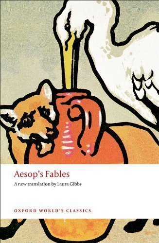 Aesop's Fables (Oxford World's Classics) by Aesop 1st (first) Edition [Paperback(2008)]