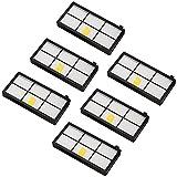 filtres de remplacement pour iRobot Roomba Série 800et...