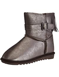 a170ed900 Brown Girls  Boots  Buy Brown Girls  Boots online at best prices in ...