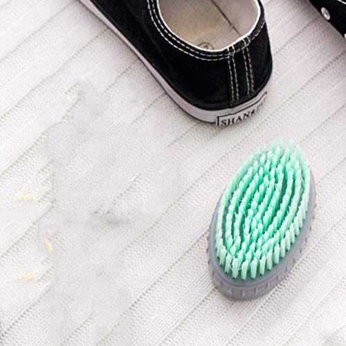 Serie Feinsteinzeug (Weiche Wolle Schuhbürste Wäschebürste Schuhbürste Haushaltsplastik)
