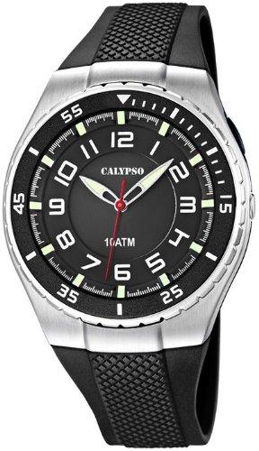 Calypso  watches cal-21780 – Reloj , correa de plástico color negro