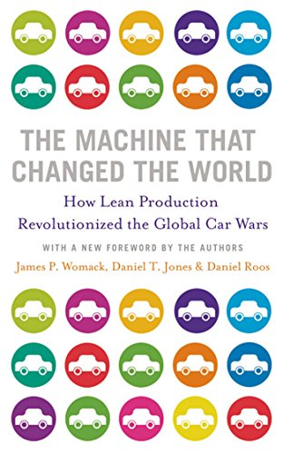 The Machine That Changed the World por James P. Womack