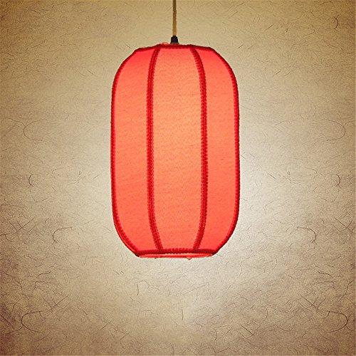 Home uk- antico cinese imitazione pergamena lampadario corridoio corridoio d'ingresso lampadari classici