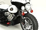 ES-TOYS Kindermotorrad – Police Design - 6