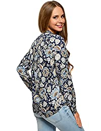 Amazon.es: Floral y botánico - Blusas y camisas / Camisetas, tops y blusas: Ropa