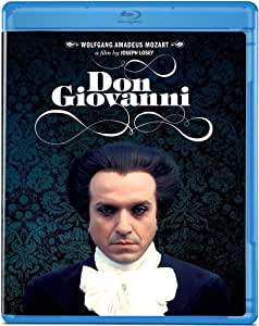 Don Giovanni [Blu-ray] [1979] [US Import]