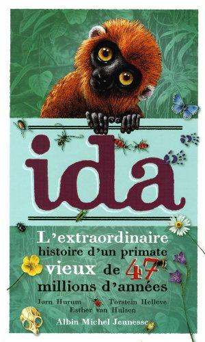 Ida - Une histoire extraordinaire vieille de 47 millions d'années