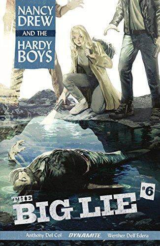 Nancy Drew And The Hardy Boys: The Big Lie #6 (English Edition) - Hardy Drew Nancy Boys